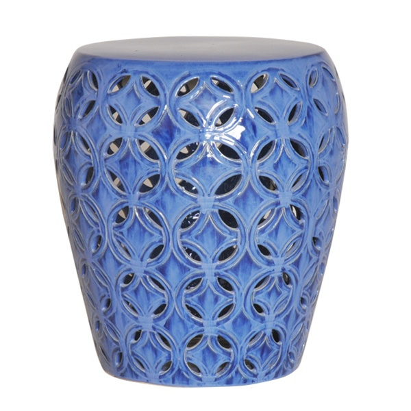 Categories  sc 1 st  Fine Garden Products & Large Lattice Blue Ceramic Garden Stool islam-shia.org