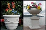 Stone Planters, Urns and Vases