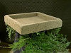 Large Square English Garden Trough Planter