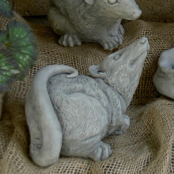 Teri Possum Garden Sculpture