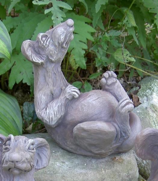 Lawrence Rat Garden Sculpture