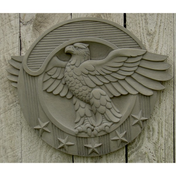 Outdoor Wall Plaques New Vintage American Bald Eagle Wall Plaque Decorating Inspiration