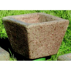 Square Flare English Garden Trough Planter