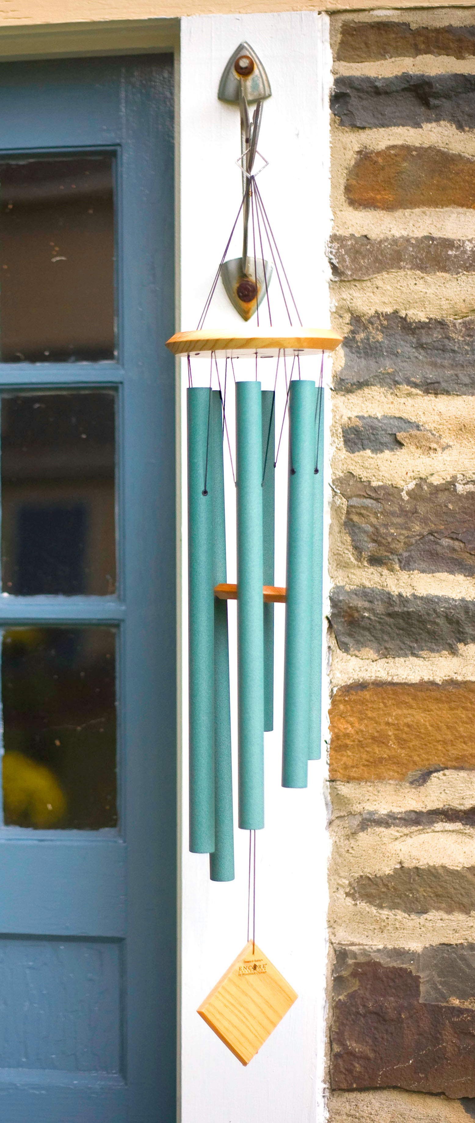 Decorative Outdoor Garden Earth Wind Chime
