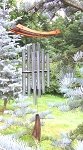 Decorative Outdoor Garden Healing Wind Chime