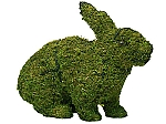 Hopping Rabbit Topiary Garden Frame