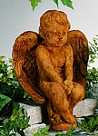 Medium Angel Garden Statue