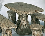 Woodland Table, 3 pc.