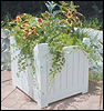 Jefferson Commercial Planter With Liner