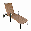 Safari Tropical Lounger Chaise
