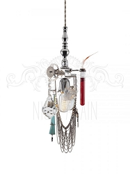 Love Potion No. 9 Pendant Chandelier by Nick Alain