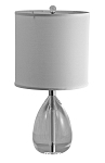 Crystal Teardrop Table Lamp by Lamp Works