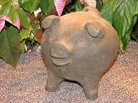 Chianchitos Pig Garden Statuary