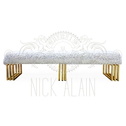 Monica Bench by Nick Alain