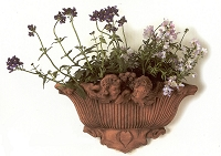 Valentine Terracotta Wall Planter
