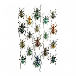 Pheromone by Christopher Marley Insect Art Walking Weevils