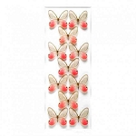 Pheromone by Christopher Marley Insect Art Cytheras in White