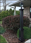 Signature Lamp Post by Mayne