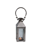 Small Square Decorative Moroccan Outdoor Lantern Set