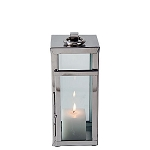 Square Decorative Bungalow Outdoor Lantern
