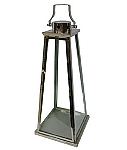 Pyramidal Decorative Moroccan Outdoor Lantern