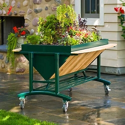 Venture Products Lgarden Elevated Gardening System Shelf Kit