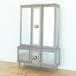 Marcel Console-Cabinet-Grey
