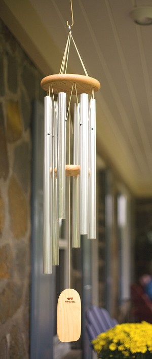 Decorative Outdoor Garden Olympos Wind Chime