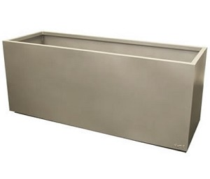 High 60 Inch Recycled Metal Eco Friendly Modular Planter