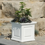Nantucket 16 Inch Square Planter