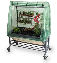 Venture Products Craft Grower Kit Greenhouse for Lgarden System
