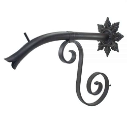 Courtyard Spout – Large w/ Normandy