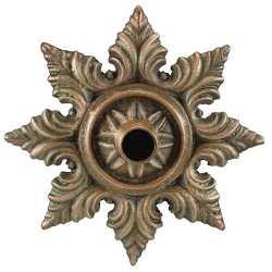 Normandy Bronze Fountain Emitter
