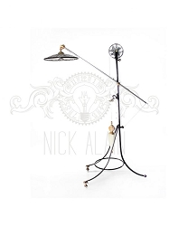 Picardy Floor Lamp by Nick Alain