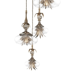 Punette Pendant Chandelier by Nick Alain